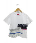Coohem(コーヘン)の古着「デザインTシャツ」|ホワイト