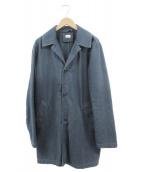 SAVE KHAKI UNITED(セーブカーキユナイテッド)の古着「ショップコート」|ブルー