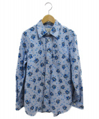 MARNI(マルニ)の古着「花柄シャツ」|ブルー