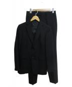 ABAHOUSE(アバハウス)の古着「セットアップスーツ」|ブラック