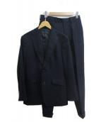 ABAHOUSE(アバハウス)の古着「セットアップスーツ」|ネイビー