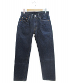 LEVIS VINTAGE CLOTHING(リーバイス ヴィンテージ クロージング)の古着「1954S復刻501ZXX」|インディゴ