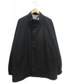 DESCENTE PAUSE(デサントポーズ)の古着「GORE-TEX BLOUSON」 ブラック