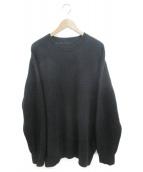 crepuscule(クレプスキュール)の古着「ニット」|ブラック