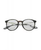 GIVENCHY(ジバンシィ)の古着「伊達眼鏡」|ブラック