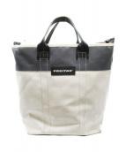 FREITAG(フライターグ)の古着「2WAYバッグ」|ホワイト