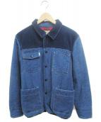 FACTOTUM(ファクトタム)の古着「中綿ジャケット」|インディゴ