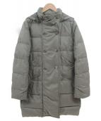 MAX&Co.(マックスアンドコー)の古着「中綿コート」|グレー