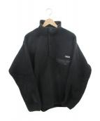 Patagonia(パタゴニア)の古着「シンチラジャケット」|ブラック