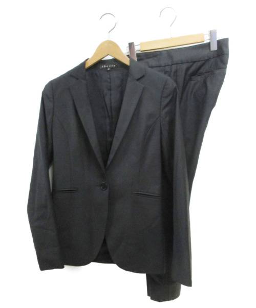 theory(セオリー)theory (セオリー) セットアップ グレー サイズ:0の古着・服飾アイテム