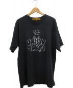 UNION LOS ANGELES(ユニオン ロサンゼルス)の古着「コラボTシャツ」|グレー