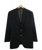 BURBERRY LONDON(バーバリーロンドン)の古着「テーラードジャケット」|ブラック