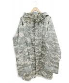 US ARMY(米軍)の古着「デジカモパーカー」|グレー