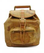 PRIMA CLASSE(プリマクラッセ)の古着「リュック」 ベージュ
