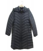 LAUTRE AMONT(ロートレアモン)の古着「ストレッチロングダウンコート」|ブラック