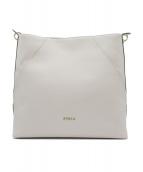 FURLA(フルラ)の古着「ハンドバッグ」|ベージュ