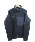 MAMMUT(マムート)の古着「MIRACLES Jacket」|ブルー