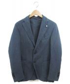 L.B.M.1911(エルビーエム1911)の古着「コットンリネンジャケット」|ネイビー