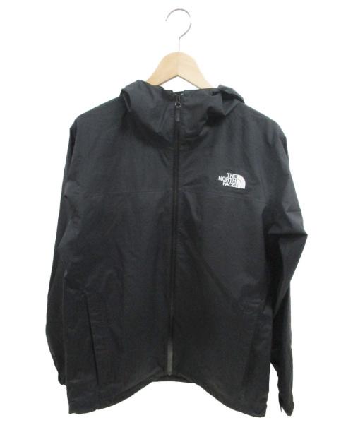 THE NORTH FACE(ザ ノース フェイス)THE NORTH FACE (ザノースフェイス) VENTURE JACKET ブラック サイズ:Sの古着・服飾アイテム