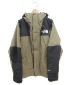 THE NORTH FACE(ザノースフェイス)の古着「Mountain Jacket」|ビーチグリーン