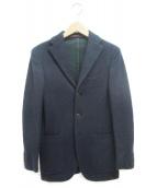 THE GIGI(ザ・ジジ)の古着「3Bジャケット」|ネイビー