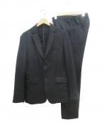 417 by EDIFICE(417 バイ エディフィス)の古着「セットアップスーツ」|ブラック