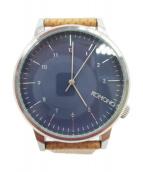 KOMONO(コモノ)の古着「腕時計」