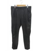 uniform experiment(ユニフォームエクスペリメント)の古着「ジョガーパンツ」|ブラック