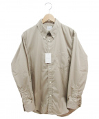 .efiLevol(エフィレボル)の古着「The Two Basic Shirts」|ベージュ