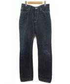 Joe McCOY(ジョーマッコイ)の古着「デニムパンツ」|インディゴ