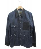 COLLARS(カラーズ)の古着「ジャケット」|インディゴ