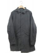 THE NORTH FACE(ザノースフェイス)の古着「ロックパックジャパニーズコート」|ブラック