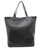 CI-VA(チーバ)の古着「レザートートバッグ」|ブラック
