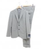 BEAMS HEART(ビームスハート)の古着「セットアップスーツ」|グレー