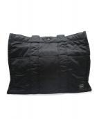 HEAD PORTER(ヘッドポータ)の古着「トートバッグ」|ブラック