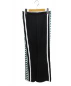 Kappa(カッパ)の古着「OMINI BANDA TRACK PANTS」|ブラック