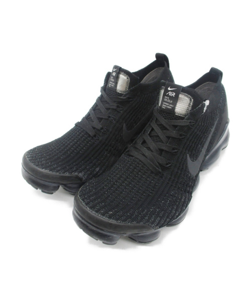 NIKE(ナイキ)NIKE (ナイキ) VAPORMAX FLYKNIT ブラック サイズ:27.5㎝ AJ6900-004の古着・服飾アイテム