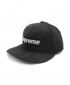 SUPREME×NEWERA(シュプリーム×ニューエラ)の古着「20ss MLB New Era Cap」|ブラック
