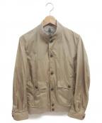 Paul Stuart(ポールスチュアート)の古着「ナイロンジャケット」|ベージュ