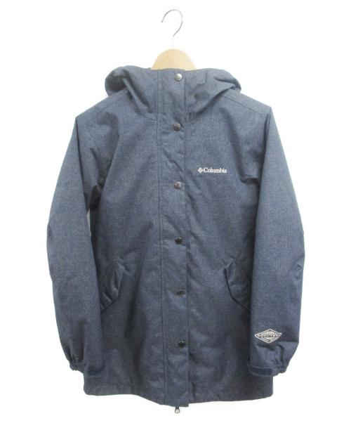 Columbia(コロンビア)Columbia (コロンビア) ビューティフルヒルジャケット ブルー サイズ:Sの古着・服飾アイテム