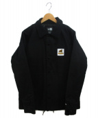 X-LARGE(エクストララージ)の古着「NEWERA WALKING APE DUCK COACHE」|ブラック