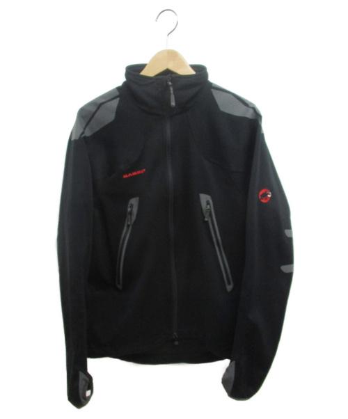 MAMMUT(マムート)MAMMUT (マムート) Ultimate advanced Jacket ブラック サイズ:Lの古着・服飾アイテム