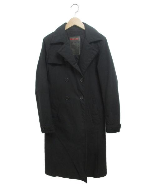 PRADA SPORTS(プラダスポーツ)PRADA SPORTS (プラダスポーツ) 中綿コート ブラック サイズ:38の古着・服飾アイテム