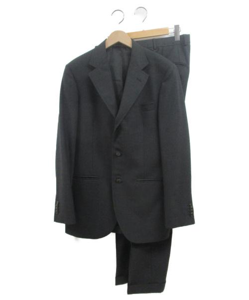 SOUTHWICK(サウスウィック)SOUTHWICK (サウスウィック) セットアップスーツ グレー サイズ:38の古着・服飾アイテム