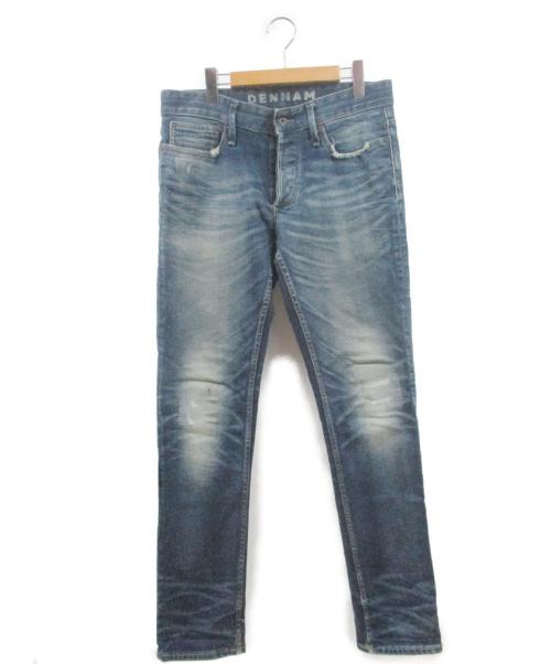 Denham(デンハム)Denham (デンハム) デニムパンツ インディゴ サイズ:46の古着・服飾アイテム