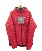POLE WARDS(ポールワーズ)の古着「EXCORE Thermaflash Hoody」|レッド