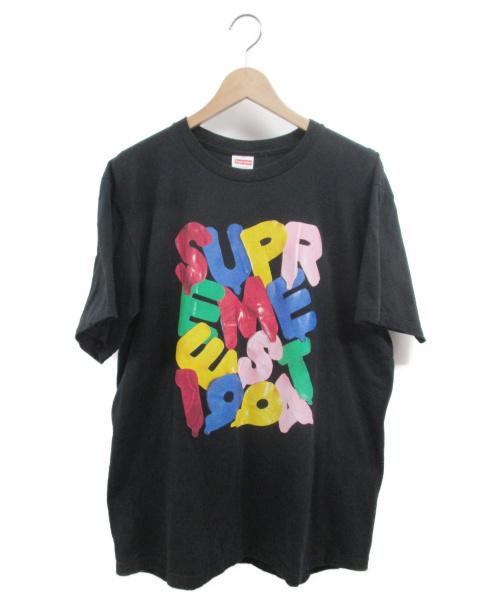 Supreme(シュプリーム)Supreme (シュプリーム) Balloons Tee ブラック サイズ:Mの古着・服飾アイテム