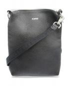 KAIKO(カイコ)の古着「ショルダーバッグ」|ブラック
