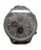 KNOT(ノット)の古着「腕時計」 グレー