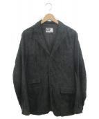 Engineered Garments(エンジニアドガーメンツ)の古着「3Bテーラードジャケット」|オリーブ